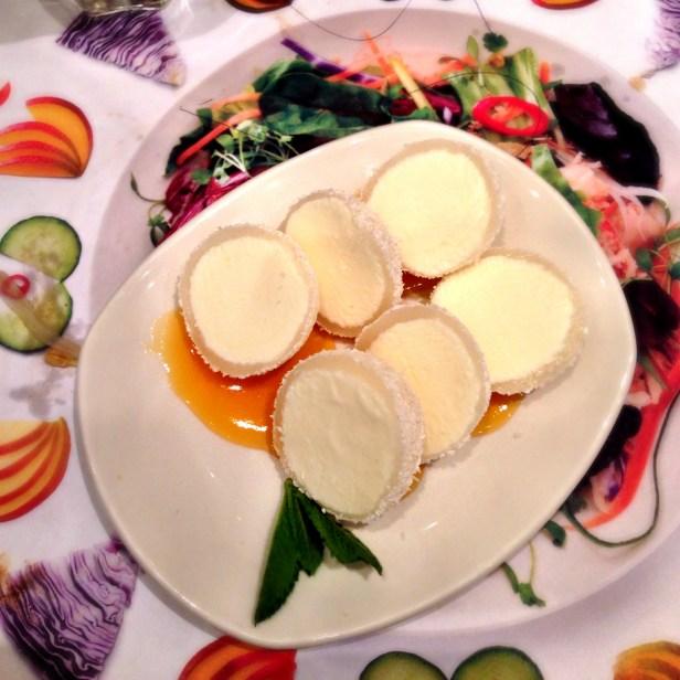 Wagamama | Wagamama Summer | Coconut mochi | We Love Food, It's All We Eat