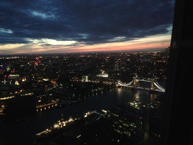 Shangri-la Shard | Iconic City View | London | We Love Food, It's All We Eat