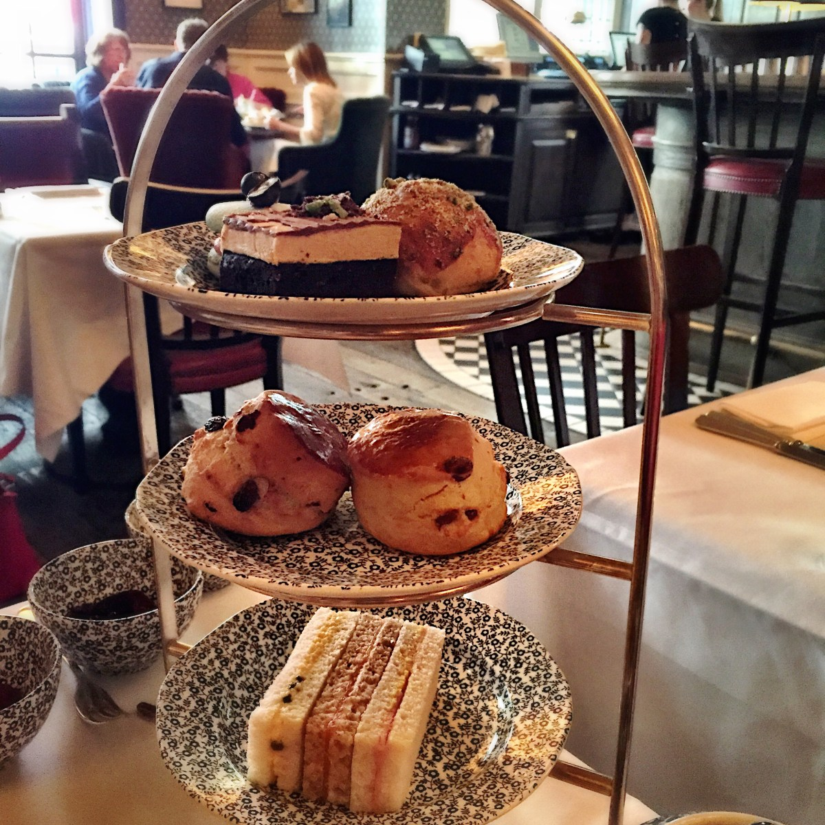 Girl (And Boy) About Townhouse | Afternoon Tea at Dean Street Townhouse, 69 - 71 Dean Street, London W1D 3SE