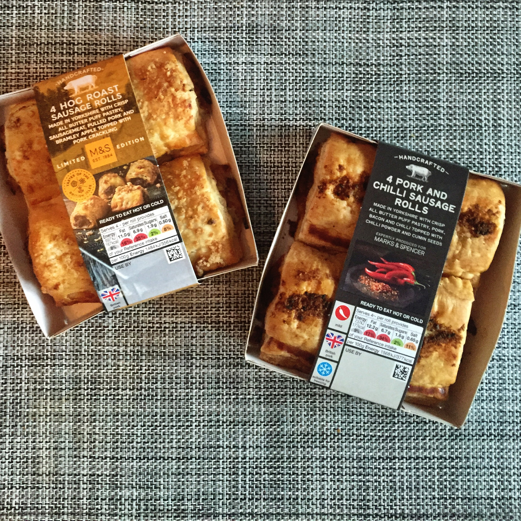 Marks And Spencer's Tastes Of The