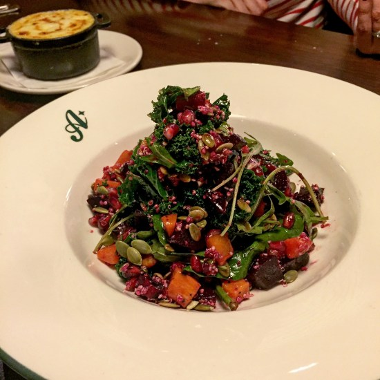 ALL STAR LANES BOWLING | SUPERFOOD SALAD | BAYSWATER | WE LOVE FOOD, IT'S ALL WE EAT