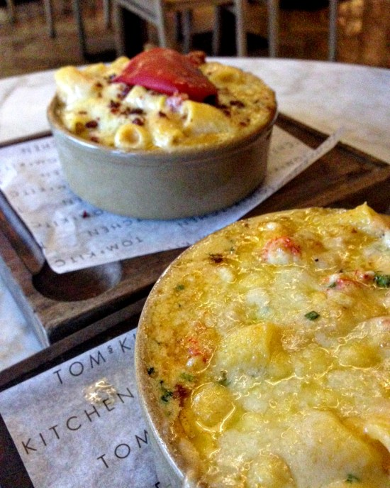 #MACFRIDAYS | MAC AND CHEESE FRIDAYS | TOM'S KITCHEN ST KATHERINE DOCK | TOM AITKENS | WE LOVE FOOD, IT'S ALL WE EAT