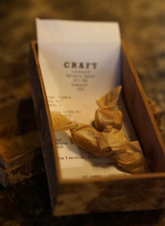 CRAFT LONDON | WE LOVE FOOD, IT'S ALL WE EAT | BOOKATABLE FEAST ON LONDON