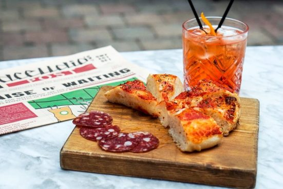 Macellaio Spritzeria | The Low Line | Union Yard Arches | We Love Food, It's All We Eat