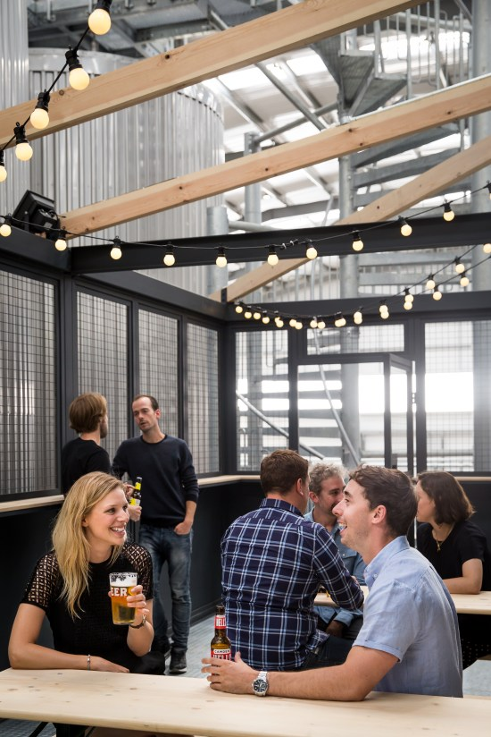 WE LOVE FOOD ITS ALL WE EAT | Camden Town Brewery BRUNCH