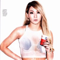 [HD SCANS] 130621 CL for the July issue of GQ Korea Magazine