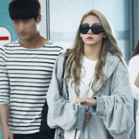[HD FANTAKEN] 140902 Simple, Gorgeous and Stunning CL at Incheon Airport Heading to New York