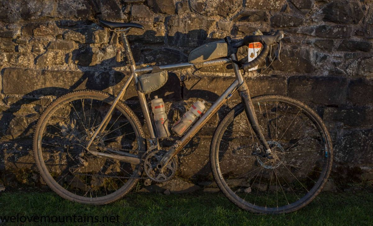 Tyre Choice for the 2017 Dirty Reiver gravel race
