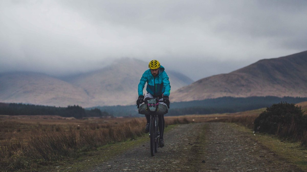 Gore Power Trail Gore Tex Jacket - Reviewed  for Bikepacking