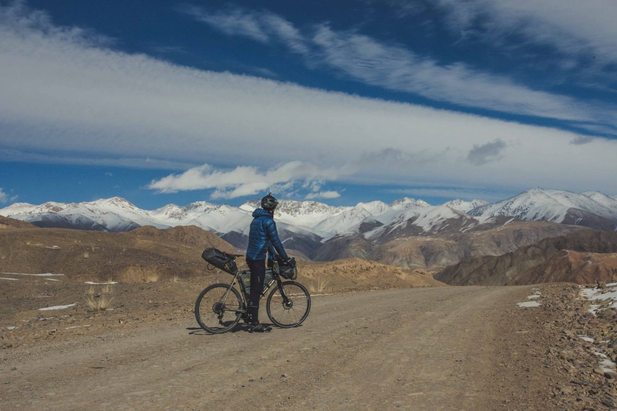 What bike for the Silk Road Mountain Race in Kyrgyzstan?