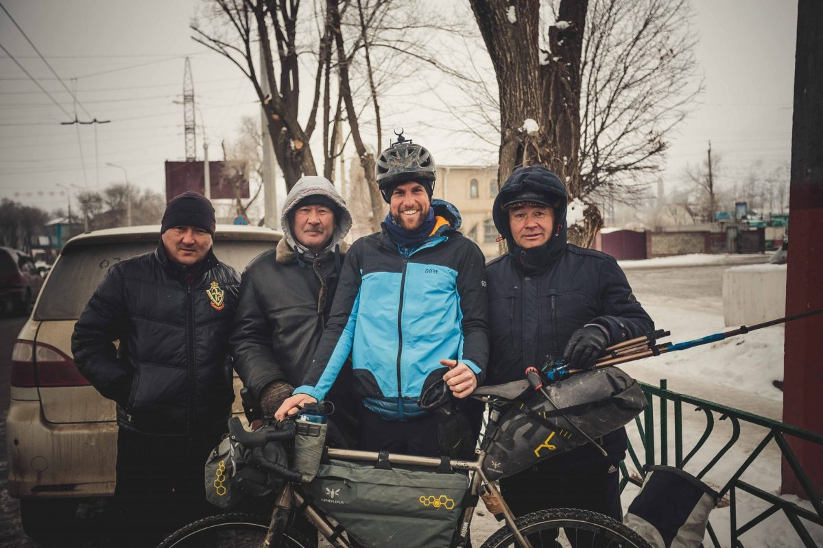 Winter Bikepacking in Kyrgyzstan Pt 2