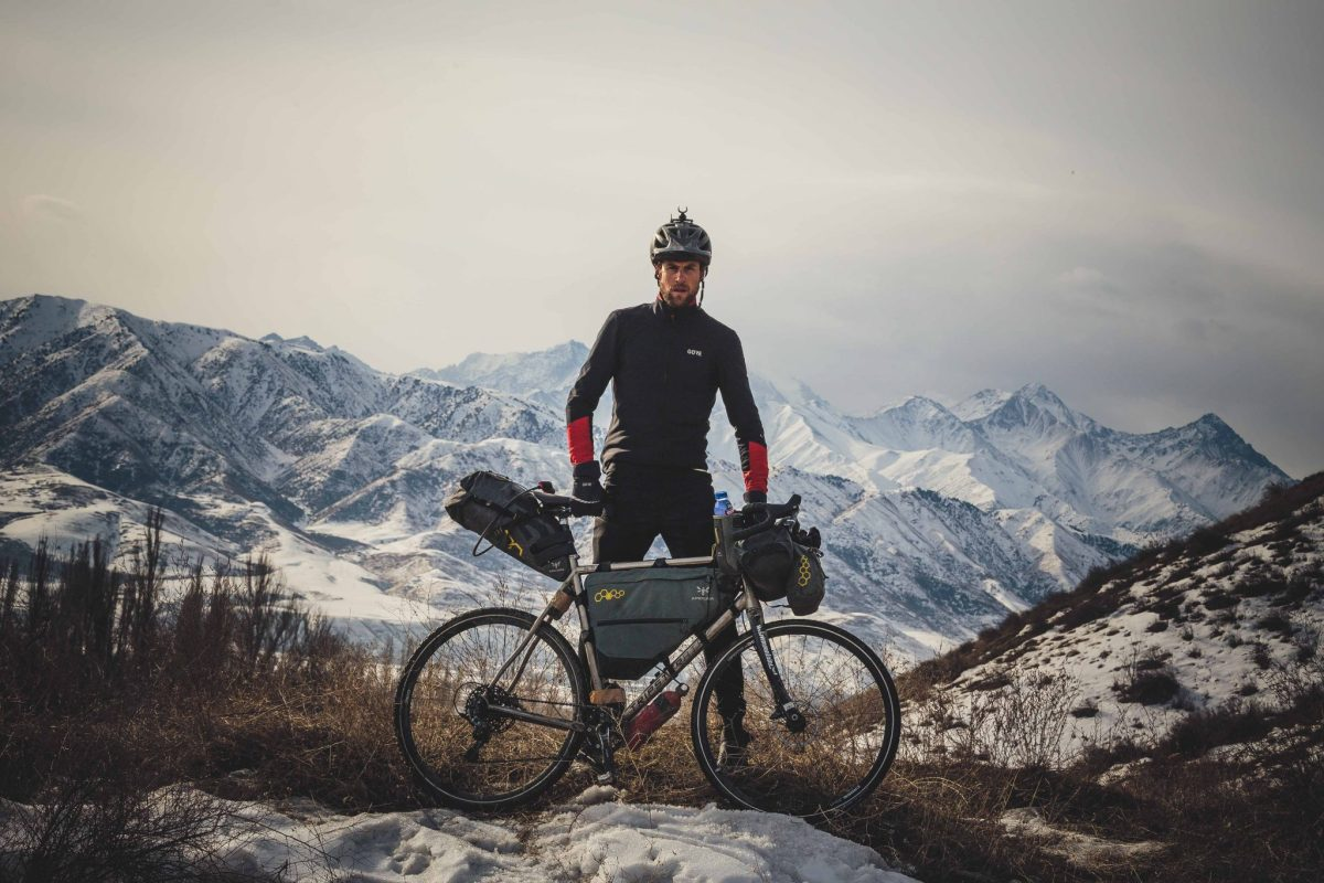 Bikepacking Across Kyrgyzstan in Winter Part 1
