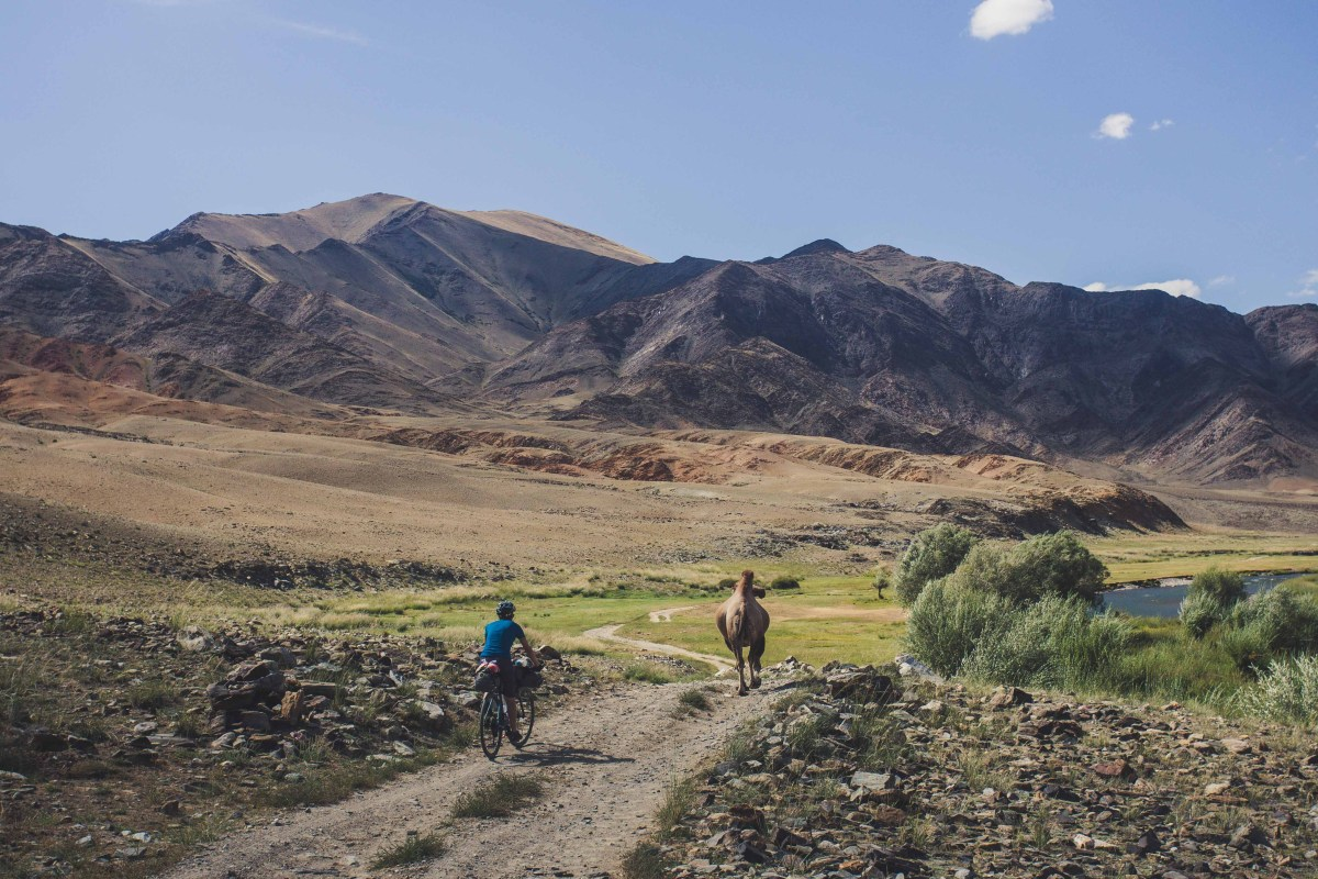 Bikepacking the Altai Pt3 (the best part) - Mongolia and Russia