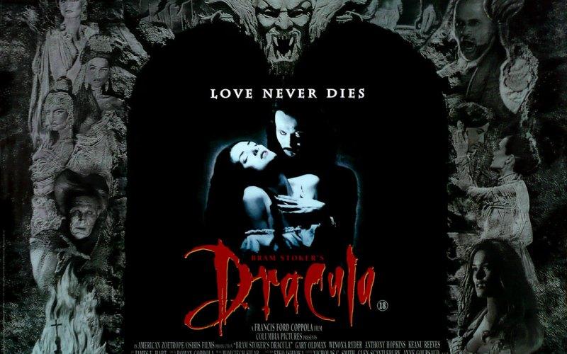 Movies My Dad Likes Bram Stoker S Dracula 1992 We Love Movies
