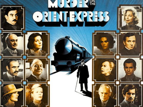 Murder Mystery Mondays: Murder On The Orient Express [1974]