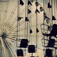 Empty fair