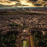 Paris, from Tour Eiffel