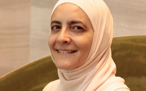 حصول الدكتورة رنا على زمالة اشوكا 2020