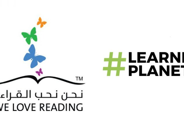 We Love Reading joins the #LearningPlanet Community!