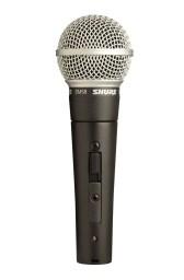 best shure mic for karaoke