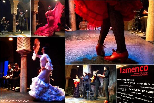 flamenco tapas tours