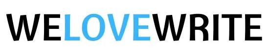 we love write logo