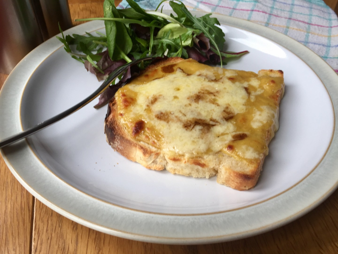 Recipe Welsh Rarebit
