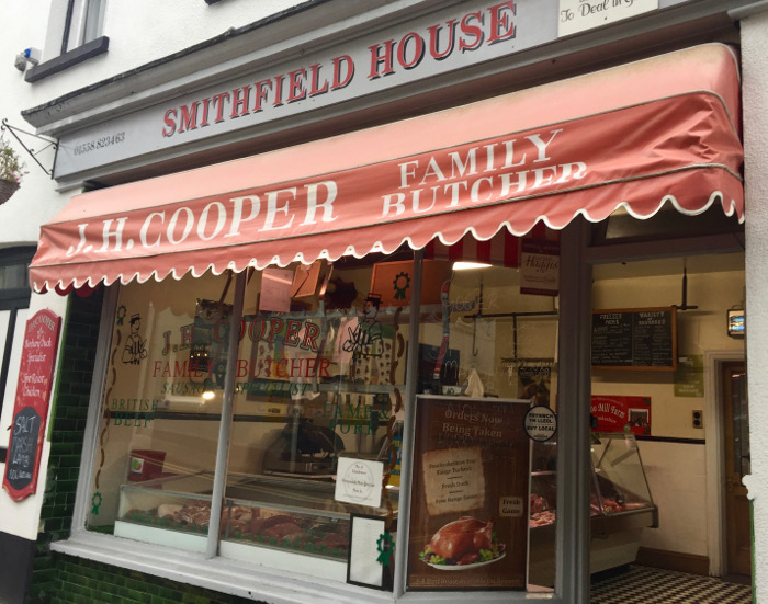 Llandeilo family butchers