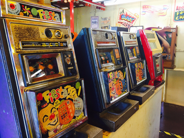 st fagans slot machines