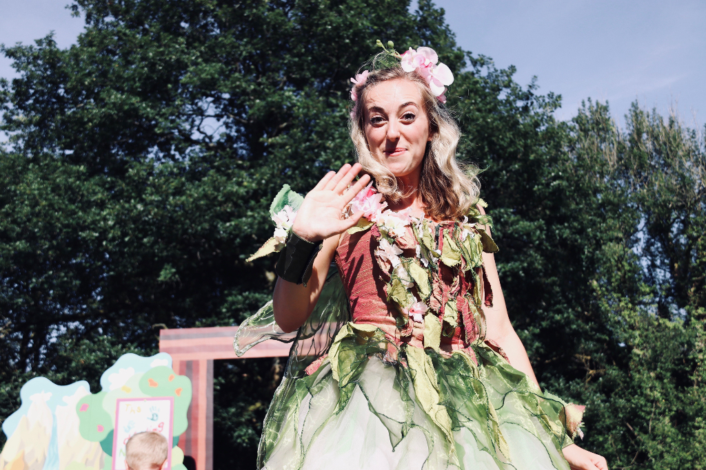 Immersion Theatre's Peter Pan Bryngarw Park - 4