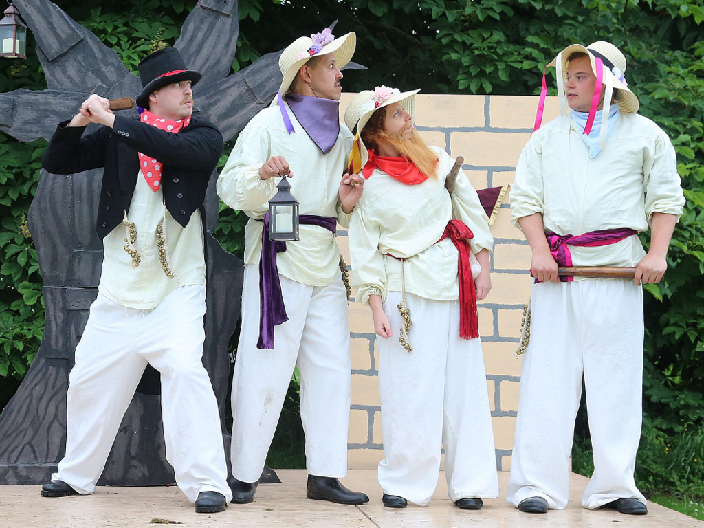 Rain or Shine Theatre - much ado about nothing