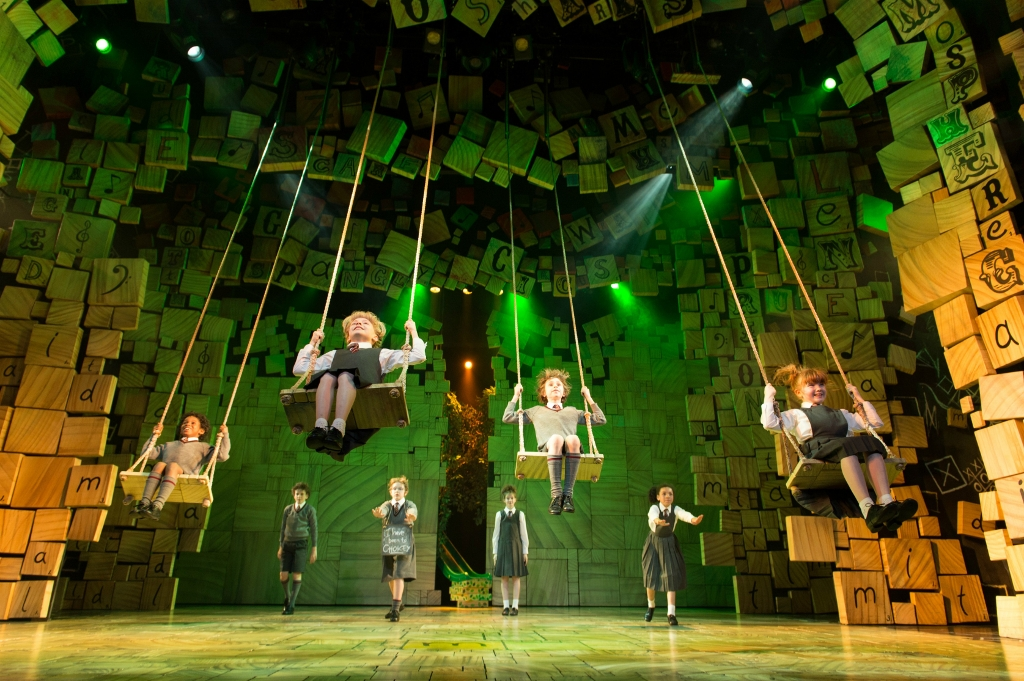 Matilda the Musical at the WMC 2