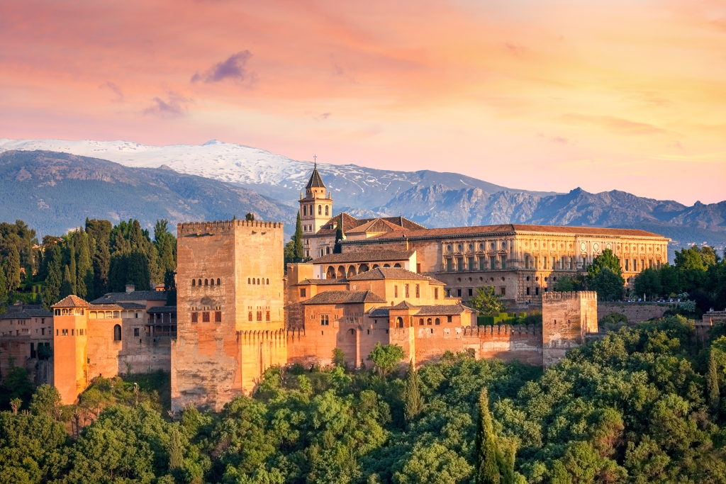 Granada Spain Top Things to do 1