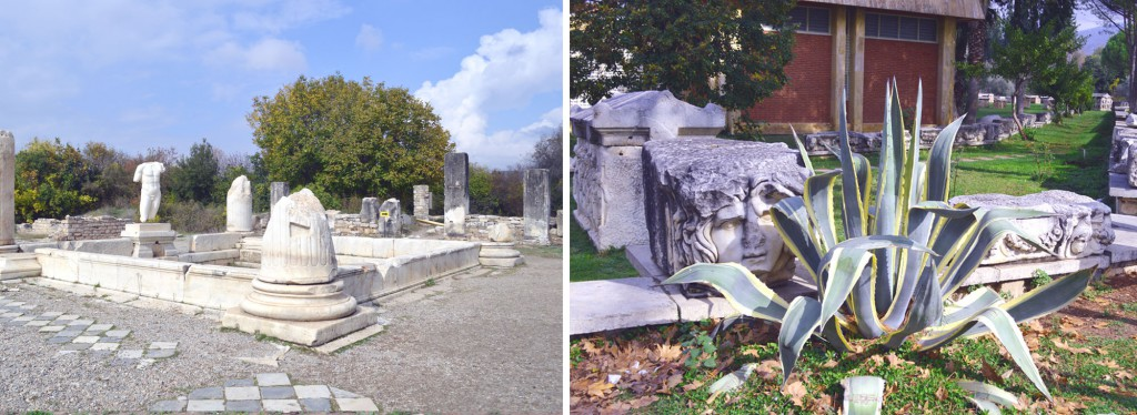 Ausgrabungsstätte Aphrodisias