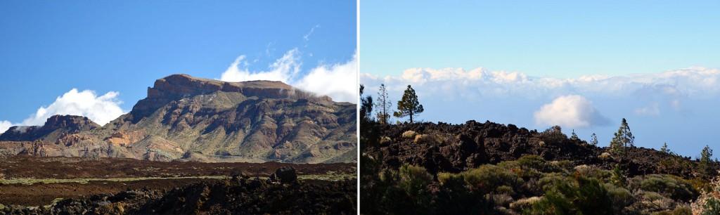 Landschaft Teide