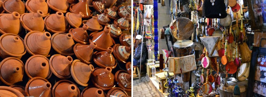 Einkaufen Medina