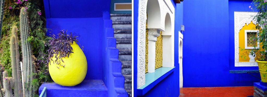 Farben von Marrakesch