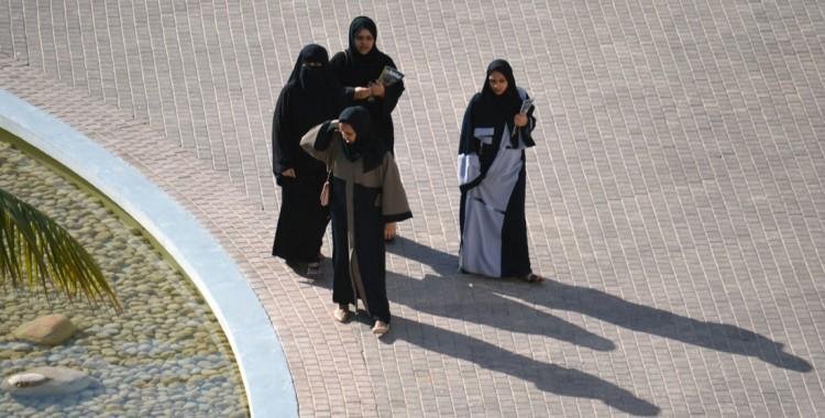 Frauen Oman
