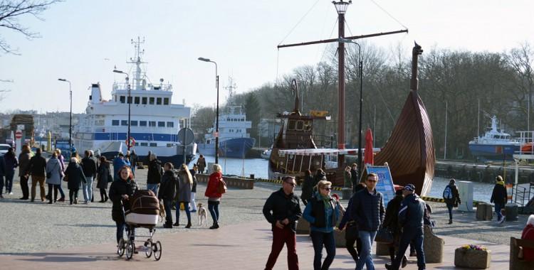 Hafen Kolberg