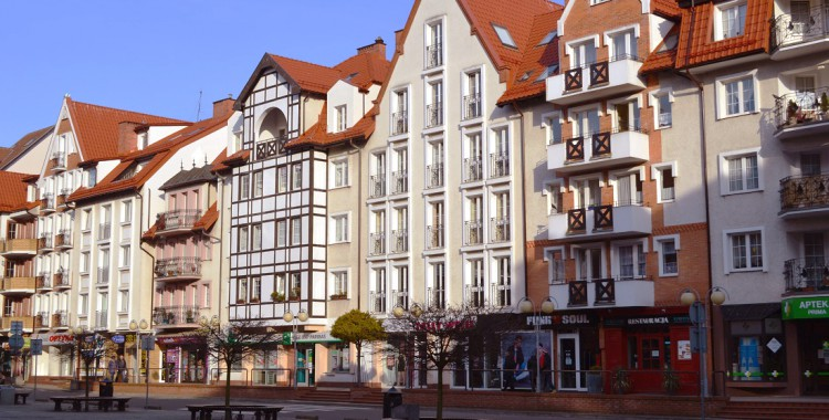 Altstadt Kolberg