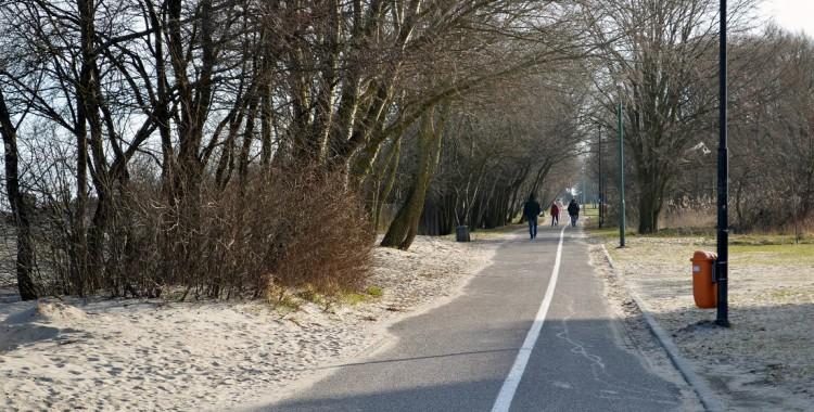 Radweg Kolberg