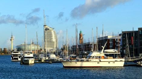Bremerhaven ist Schiffe, Schiffe und alles was schwimmt…