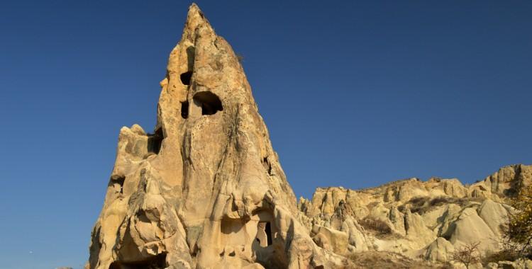Kappadokien Felsenwohnungen