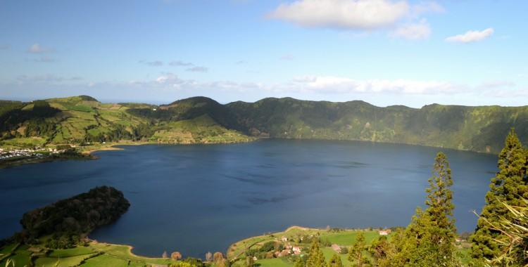 Azoren See Norden