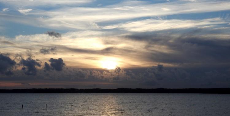 Sonnenuntergang holnis