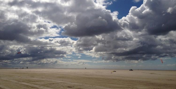 Romo-Kiten-Strand