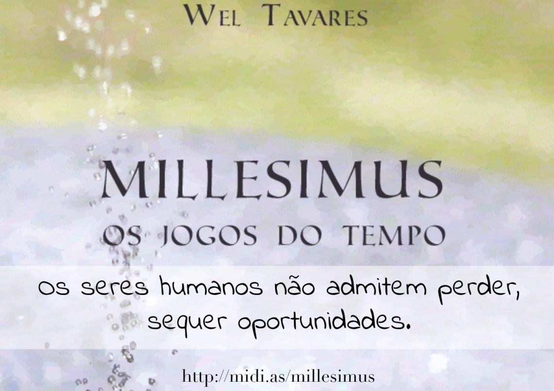 Os seres humanos - Wel Tavares
