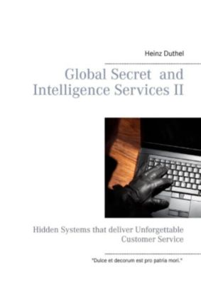 Global Secret and Intelligence Services II