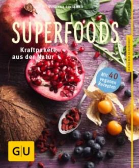 """.. und ihr neues Buch """"Superfoods"""""""