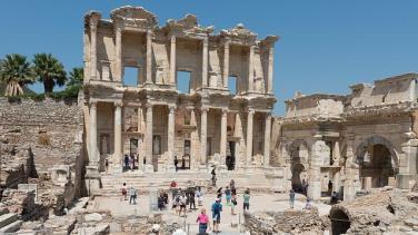 Touristenorte könnten gefährlich sein